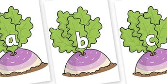 Phase 2 Phonemes on Turnip in the Ground - Phonemes, phoneme, Phase 2, Phase two, Foundation, Literacy, Letters and Sounds, DfES, display