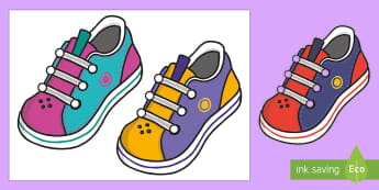 Shoelace Lacing Cards - EYFS, Early Years, Clothes, Clothing, Getting Dressed, Shoes, Physical Development, Tying Shoes, Sho
