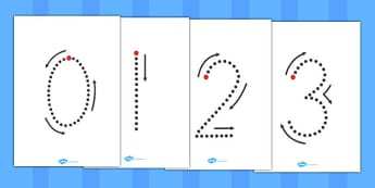 Large Tracing Numbers 0 to 100 - tracing, numbers, 1, 100, trace