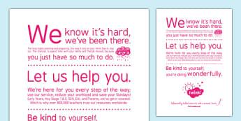 Motivational Staff Room A3 Poster - motivational, poster, display
