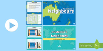 Australia's Neighbours Interactive Activity Pack - ACHASSK067, Year 3, Geography, Australian Curriculum, Formative, Assessment, Prior Knowledge, vocabu