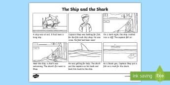 'sh' Phoneme Spotter Story - Fluency, Blending, Digraph, Phonetic, Sight Words