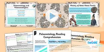 PlanIt - Science Year 3 - Rocks Lesson 4: Mary Anning Lesson Pack