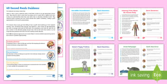 LKS2 60-Second Reads: Animals and Living Things Activity Pack - Speed Read, Sixty Second Reads, Assessment, Reading, Timed Reading, Reading Dogs