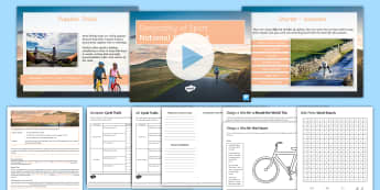 Bike Week Lesson Pack - cycling, bike week, trail, UK, EU, sport