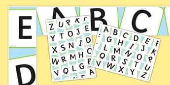 Word Game Display Pack Word Tile Display Borders - word game