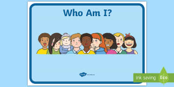 Who Am I Display Poster - Who Am I Display Banner - who am i, IPC display banner, who am i IPC, who am i display banner, who a