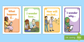scientific enquiry IKEA Tolsby Frame - Scientific Enquiry Question Posters - scientific enquiry, scientific investigation, science poster,