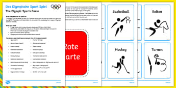 The Olympics Sports Game
