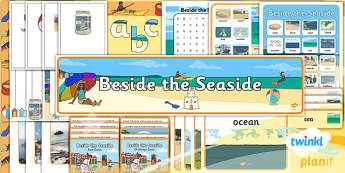 PlanIt - Geography Year 2 - Beside the Seaside Additional Resources