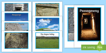 Newgrange Display Photos - ROI Places of Interest, tourism, history, geography, ireland, newgrange, stone age, passage grave, m
