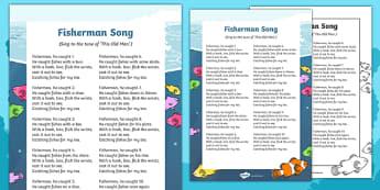 Fisherman Song