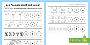 Free Easter Worksheets The Zoo Primary Resources Zoo Animals Zoo Ticket  Page  Counting In 5s Worksheet Pdf with Problem Solving Worksheets Grade 4 Word Zoo Animals Counting Activity Sheet Name 3d Shapes Worksheet