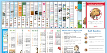 Year 5 Reading Skills Bumper Resource Pack - Reading Dogs, Content Domains, Inference, Reading SATs, Y5, Deduction, Speed Reading, Comprehension