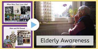 Elderly Awareness Assembly Presentation - elderly, awareness, assembly, presentation