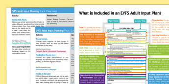 EYFS Bumper Planning Pack Overview to Support Teaching on The Gruffalo's Child  - EYFS, Early Years planning, The Gruffalo's Child, Gruffalo, Julia Donaldson, winter, snow, woodland