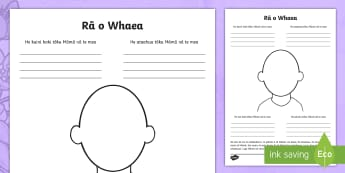 Mother's Day Activity Sheet Te Reo Māori - New Zealand Mothers Day, mom, mother's day, special mum, special mother, draw family, special event