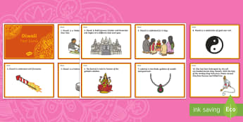 Diwali Fact Cards