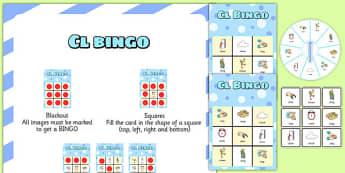 CL Spinner Bingo - cl, cl sound, spinng bingo, spinner, bingo, activity, game