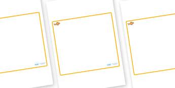 Goldfish Themed Editable Classroom Area Display Sign - Themed Classroom Area Signs, KS1, Banner, Foundation Stage Area Signs, Classroom labels, Area labels, Area Signs, Classroom Areas, Poster, Display, Areas