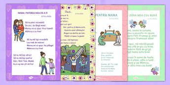 Colectie de Poezii pentru Mama, Nina Beldie - ziua mamei, 8 martie