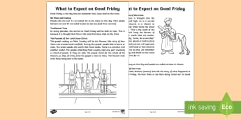 Catholic What to Expect on Good Friday Guide - NI, Easter, Good Friday, Catholic, Northern Ireland, Veneration of the Cross, Stations of the Cross,