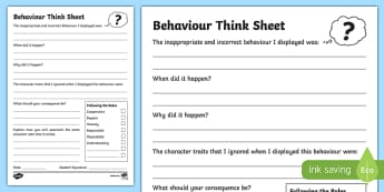 Primary Think Sheet Writing Activity Sheet -Australia, worksheet