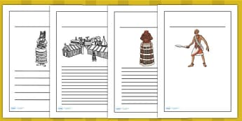 Benin AD 900 1300 Writing Frames - writing aid, writing template