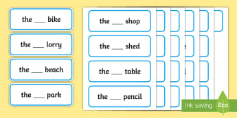 Select an Adjective - Adjectives Primary Resources, cll, wow, keywords, describing words