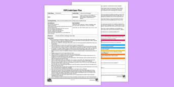 1-Minute Time Challenge Adult Input Plan - EYFS, Early Years Planning, Maths, Mathematics, Time, Shape, Space and Measure, Measuring Time, cloc