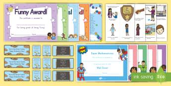End of School Year Early Childhood Resource Pack - End of school, end of school year, end of the year, graduation, early childhood, pre-k, pre-kinderga