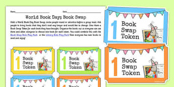World Book Day Book Swap - world, book, day, book swap, swap