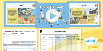 PlanIt Y4 Addition and Subtraction Lesson Pack Checking Answers (1) -  inverse, Estimate, estimation, guess, add, addition, subtraction, subtract, minus, checking, c
