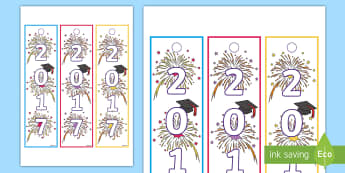 2017 End of Year Large Bookmarks - 2017 End of Year large Bookmarks - 2017, end of year, bookmarks,bookmark, 2017 bookmark, end of year