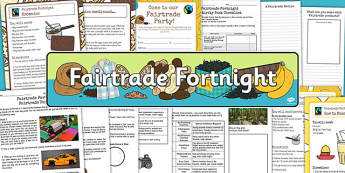 Fairtrade Activity Pack - fairtrade, activity pack, activities