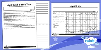 Science: Light Year 6 Unit Home Learning Tasks