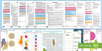 EYFS Maths: Records, Using Marks... Adult Input Planning and Resource Pack - EYFS, Early Years Planning, Adult Led, Maths, Mathematics, 40-60, Records, using marks that they can