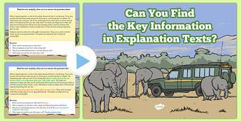 Retrieve Record Information Non Fiction Morning Task Explanation PowerPoint