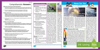 June 2017 News For You - june 2017 news for you, june news for you, classroom news, classroom newspaper, june news, june news