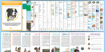 Year 3 Reading Skills Bumper Resource Pack - Reading Dogs, Content Domains, Inference, Reading SATs, Y3, Deduction, Speed Reading, Comprehension