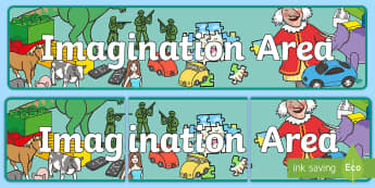 Imagination Area Display Banner - imagination, imagination display banner, display, banner,