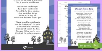 Winnie's House Song