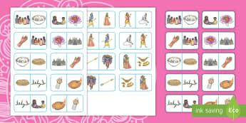 Dominos Diwali - Diwali, diwali, divali, rama and sita, Rama and Sita, RE, Addysg Grefyddol, Yearly Events, Dathliada