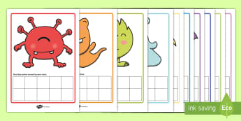 Our School Dojo Tally Chart Display Posters - behaviour management, Reward, daily routine, homework rewards, points,
