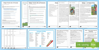 KS2 Refugee Formal Persuasive Letter Writing Activity Pack - KS1 & 2 Refugee resources (refugee week (20.6.17) LKS2, UKS2, Lower Key Stage Two, Upper Key Stage T