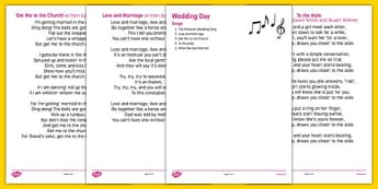 Elderly Care Life History Book Wedding Day Songs - Elderly, Reminiscence, Care Homes, Life History Books