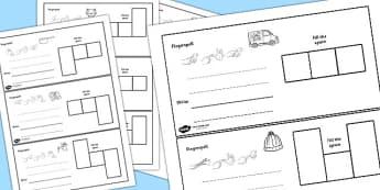 CVC Spelling Cards 'a' - cvc, spelling, cards, a, spell, card