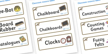 Buzzard Themed Editable Additional Classroom Resource Labels - Themed Label template, Resource Label, Name Labels, Editable Labels, Drawer Labels, KS1 Labels, Foundation Labels, Foundation Stage Labels, Teaching Labels, Resource Labels, Tray Labels,