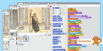 The Romans Scratch Files - romans, scratch, files, ict, computing
