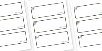 Zebra Themed Editable Drawer-Peg-Name Labels (Blank) - Themed Classroom Label Templates, Resource Labels, Name Labels, Editable Labels, Drawer Labels, Coat Peg Labels, Peg Label, KS1 Labels, Foundation Labels, Foundation Stage Labels, Teaching Labels
